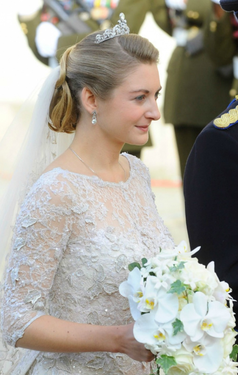 The Best Royal Bride Hairstyles / Hair Extensions Blog | Hair ...