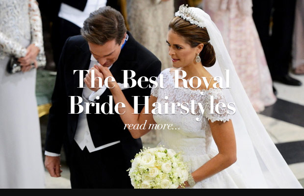 The Best Royal Bride Hairstyles Hair Extensions Blog Hair
