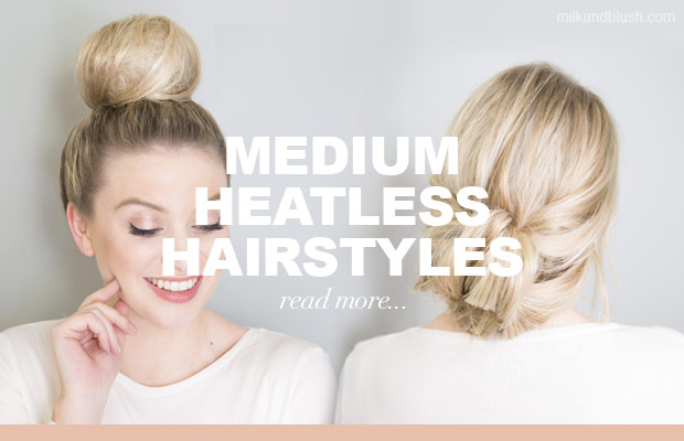 Quick And Easy Hairstyles Hair Extensions Blog Hair