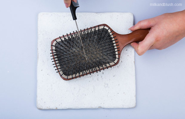 step-1-this-is-why-you-should-wash-your-hair-brush-milk-and-blush-hair-extensions