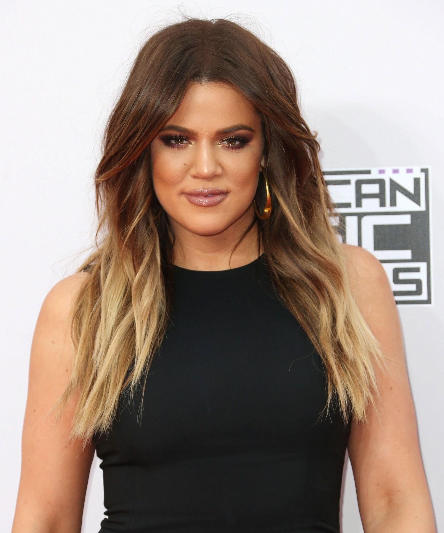 Khloe Kardashians Hair Hacks Hair Extensions Blog Hair