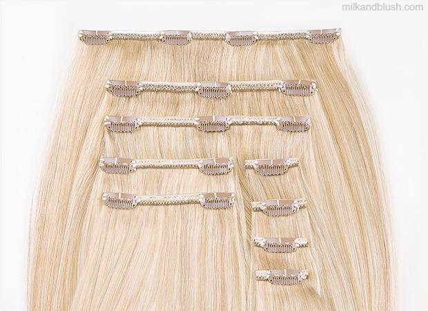 milk-and-blush-hair-extensions-classic-regular-set