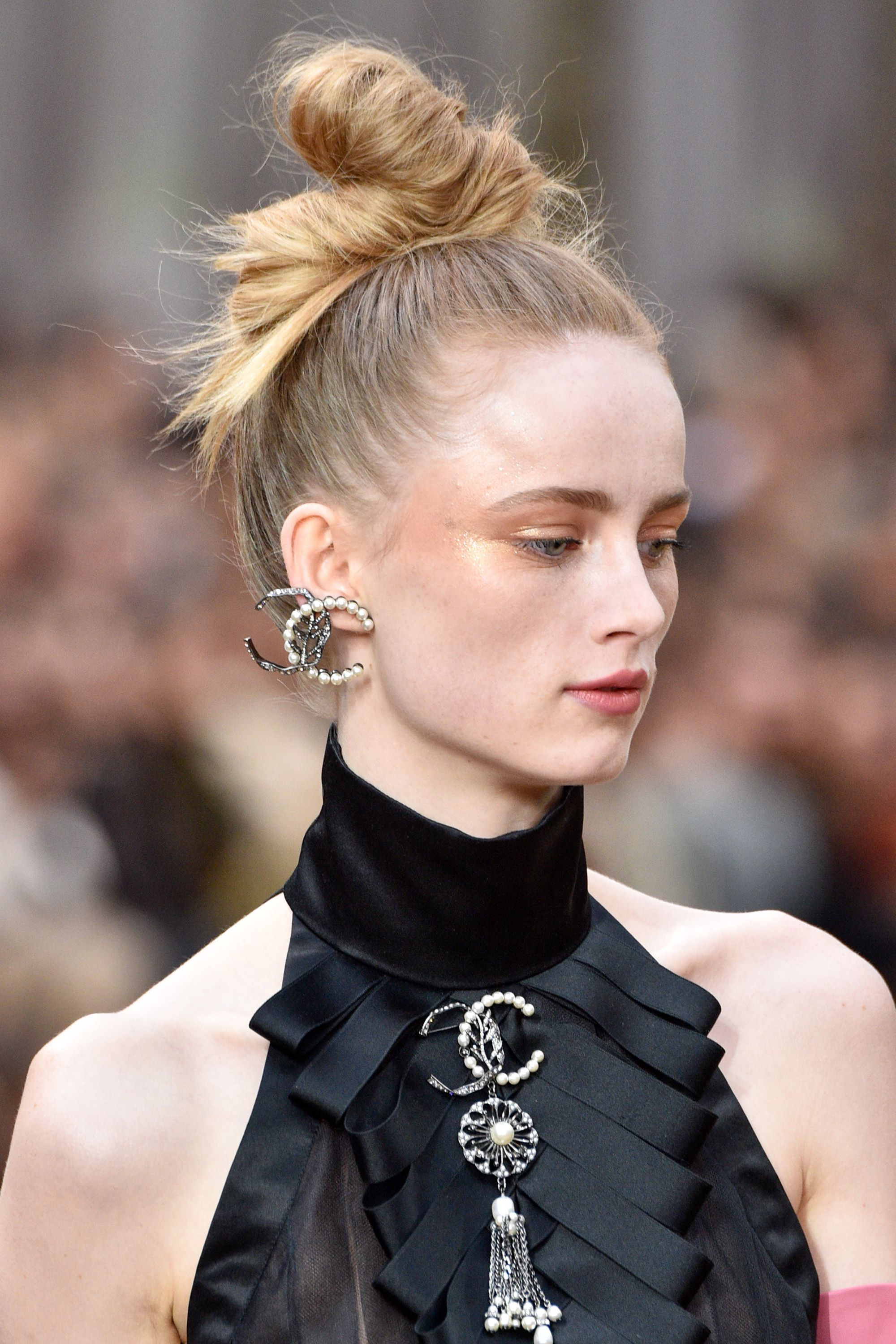 Fall 2018 Catwalk Hair Trends Hair Extensions Blog Hair