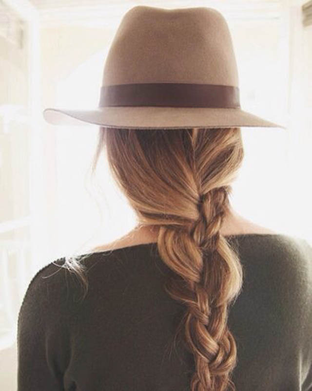 7 Hat Hairstyles To Wear This Autumn Hair Extensions