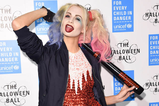 milk-and-blush-hair-extensions-the-best-celebrity-halloween-looks