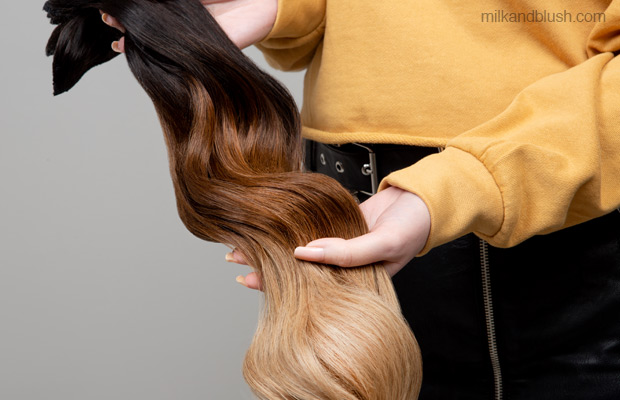 how-to-fake-ombre-hair-extensions-milk-and-blush