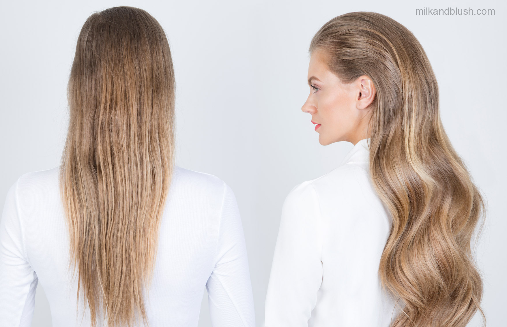 How To Make Your Hair Extensions Look Natural Hair Extensions Blog