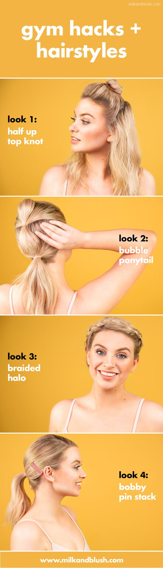 gym-hair-hacks-milk-and-blush-hair-extensions