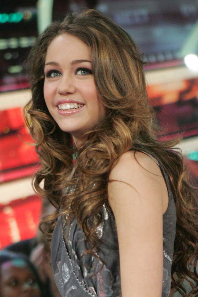 Miley Cyrus Hair History Blog Milk Blush