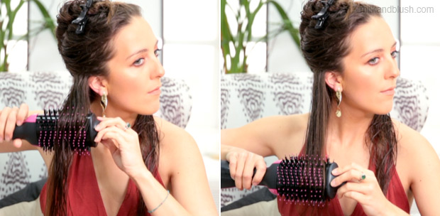 revlon-one-step-hair-dryer-step-1-tutorial-and-review