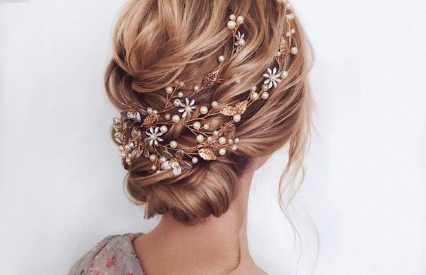Wedding Hairstyles For Short Hair - Hair Extensions Blog | Hair ...